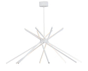 Alumilux LED Pendant E41446-WT Suspension Pendant  - Image #1