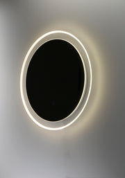 Acrylic LED Round Mirror E42024-83 Decor  - Image #3