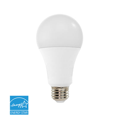 A21 LED 16W Watt Light Bulbs 120V 100W Comparable
