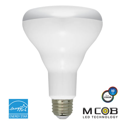 BR30 LED 12W Watt Light Bulb 120V 65W Comparable