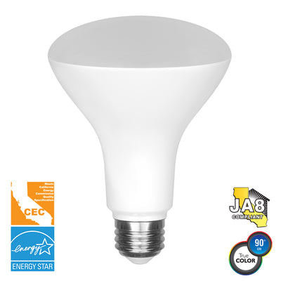 BR30 LED 9W Watt Light Bulb 120V 65W Comparable