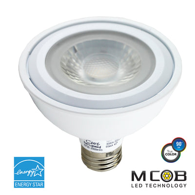 PAR30 LED 11W Watt Light Bulb 120V 75W Comparable
