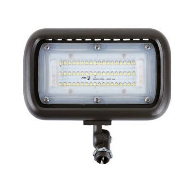 Economy LED Flood Light, 45 watt, Knuckle