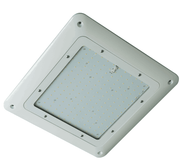LED Gas Station/Canopy Light, 150 watt, 120-277V  - Image #1