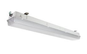 4 Foot, 2 Lamp Hazardous Area Offshore LED Light for Corrosive Marine Environments, 56W  - Image #1
