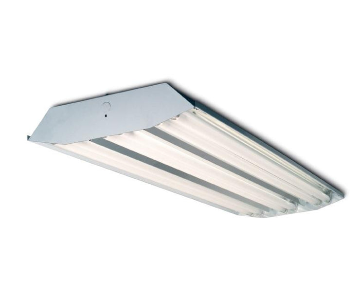 TOP SHELF LIGHT FIXTURE WITH ELECTRONIC BALLAST FOR HID LAMP