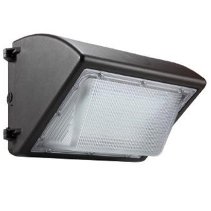 Semi Cutoff LED Wall Pack, 62W, 80W, 100W or 120W, 120-277V, 5000K