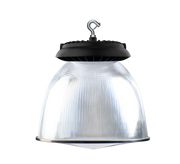 Aries LED UFO High Bay, 150 Watt, 120-277V, 22500 Lumen, 4000K, Black Finish, Comparable to 320-400 Watt Fixture  - Image #15
