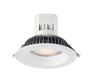 "6"" LED Easy-Up Downlight, 3000K or 4000K"