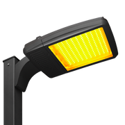 Amber LED Large Area Light, 164 watt, 120-277V, Multiple Mounting Options Available  - Image #3