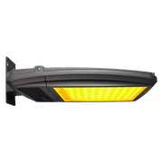 Amber LED Large Area Light, 164 watt, 120-277V, Multiple Mounting Options Available  - Image #2