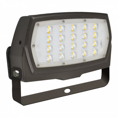LED Flood Light, 28 watt, U-Bracket Mount