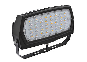 LED Flood Light, 70 watt, U-Bracket Mount