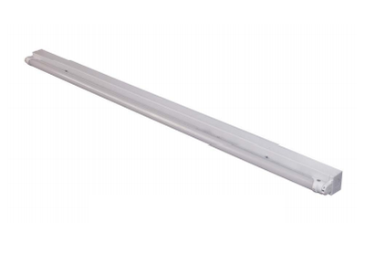 4 Foot LED Strip Fixture for 1 or 2 Single End LED T8 Lamps