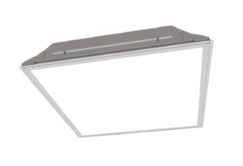 2 x 4 Foot Economy LED Recessed Troffer, 45W