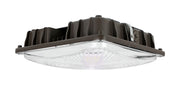Economy LED Canopy Light, 40 watt, 5,450 Lumens, 120-277V