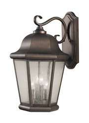 OL5904CB, Extra Large Four Light Outdoor Wall Lantern , Martinsville Collection  - Image #1