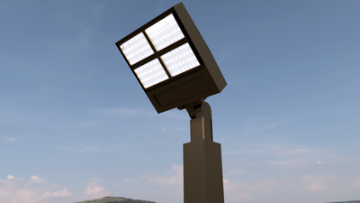 Light Pole Combination Packages - Quick Ship | Warehouse