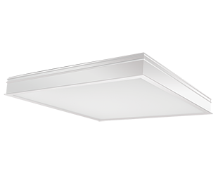 2x2 LED Dimmable Recessed Panel, 34W, 41W or 52W, 120-277V, White
