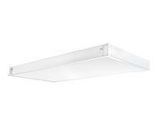 2x4 LED Dimmable Recessed Panel, 44W or 59W, 120-277V, White