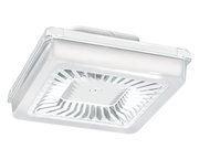 LED PORTO Garage Light, 30W, 42W or 55W, 120-277V, White