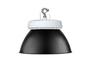 Aries LED UFO High Bay, 100 Watt, 120-277V, 15000 Lumen, 4000K, White Finish, Comparable to 250 Watt Fixture