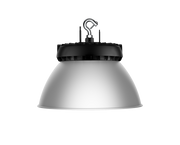 Aries LED UFO High Bay, 100 Watt, 120-277V, 15000 Lumen, 5000K, Black Finish, Comparable to 250 Watt Fixture  - Image #4