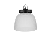 Aries LED UFO High Bay, 100 Watt, 120-277V, 15000 Lumen, 4000K, Black Finish, Comparable to 250 Watt Fixture