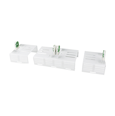8' Economy Strip Retrofit Kit 2 Lamps x F54T5 (10 Pack)