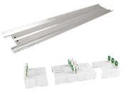 8' Strip Retrofit Kit 6 Lamps x F54T5 (10 Pack)