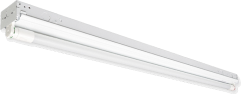 2ft Strip, 1 T8 LED Lamp (Not Included)