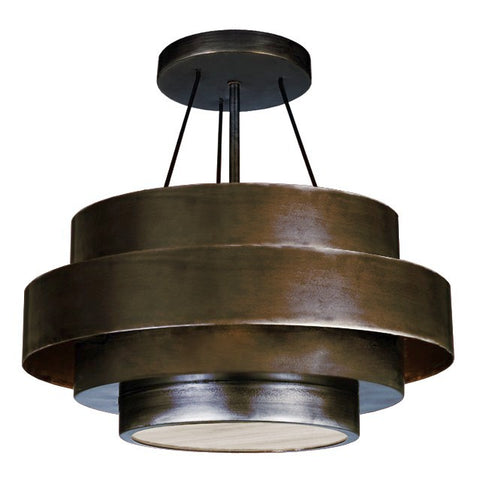 SA118  Series Flush Mount Ceiling Hung, Multiple Finishes Available