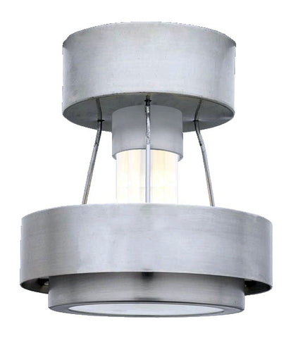 SA8 Series Flush Mount Ceiling Hung, Multiple Finishes Available