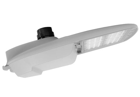 LED Street/Roadway Light, 50 Watt, 100-277V, 6750 Lumens, 3000K or 5000K