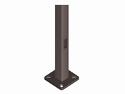 20 foot Steel Square Light Poles
