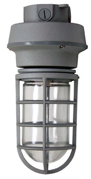 70W Large Metal Halide Ceiling Mount Vaporproof Jar