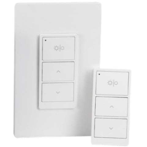 Ware Sense Manual Controller and Wall Plate for use with Ware Sense Power Pack