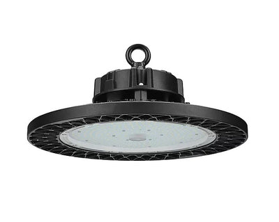Dimmable UL DLC 480Volt LED UFO high bay 100W 150W 200W 240W 120° 5000K daylight