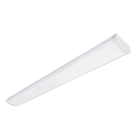 4 Foot LED Linkable Wrap Lighting Fixture, 32 Watt, 3456 Lumen