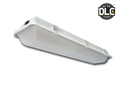 2 ft LED Parking Garage Lighting Fixture, 35W, 120-277V Universal