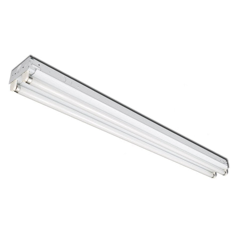 2ft Strip, 2 T8 LED Lamps (Not Included)