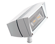 LED Flood Light, 18W, 120-277V, White  - Image #1