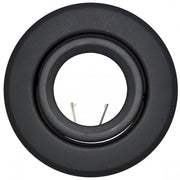 Gimbal Ring Black Trim for 4 Inch Recessed Can Light