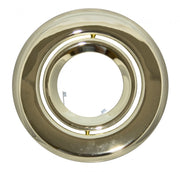 Gimbal Ring Brass Trim for 4 Inch Recessed Can Light