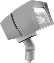 LED CID2 Hazardous Location Flood Light, 52 watt, 120-277V, Swivel Arm Mount  - Image #1
