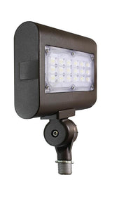 LED Flood Light, 30W (shown with knuckle)