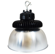 LED UFO High Bay w/ optional aluminum reflector