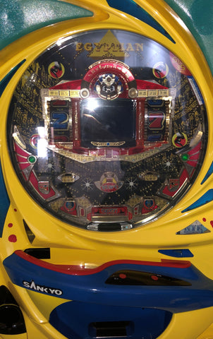 2002 Sankyo Egyptian Pachinko Machine