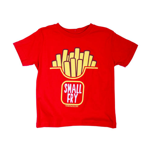 David & Goliath® Small Fry Toddler Tee Shirt