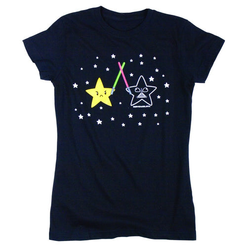 David & Goliath® Star Battles Ladies Tee Shirt
